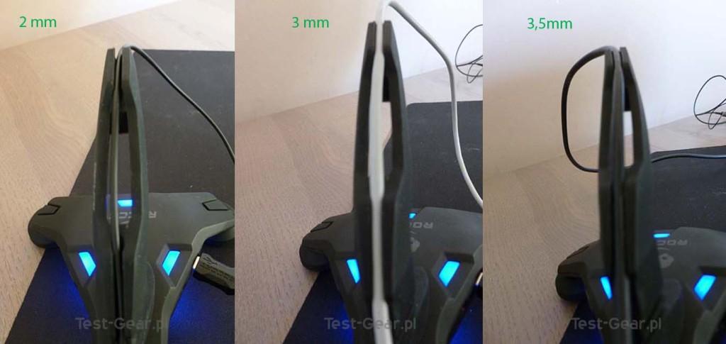 mocowanie kabla
