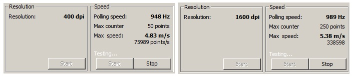 g500s max speed